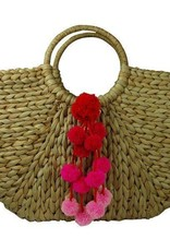 Round Handle Tote ***See More Colors***