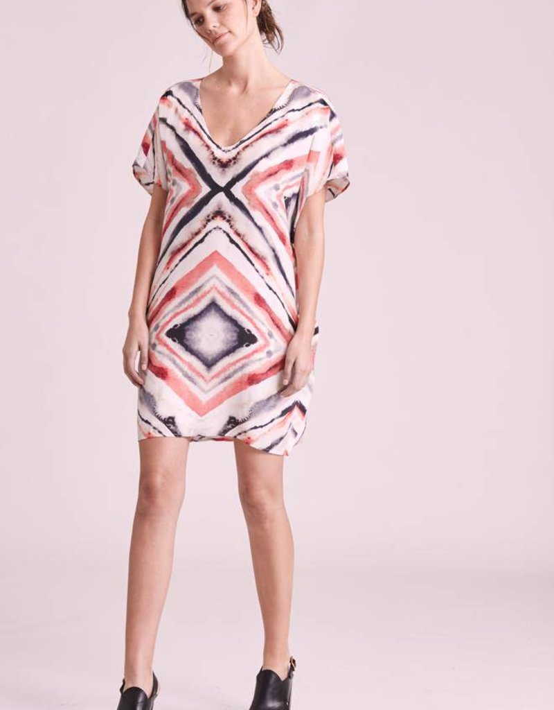 Maura Printed Dress