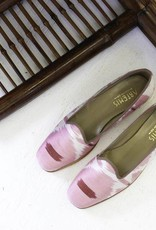 Edgie Silk Loafers