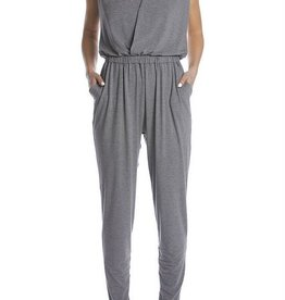 Estonia Sleeveless Jumpsuit