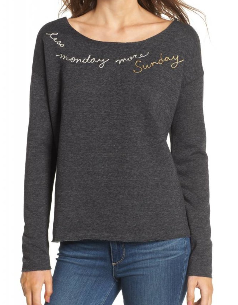 More Sunday Pullover