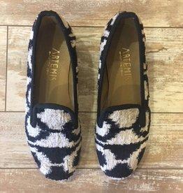 Phoebe Velvet Slippers