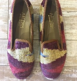 Annabel Velvet Slippers