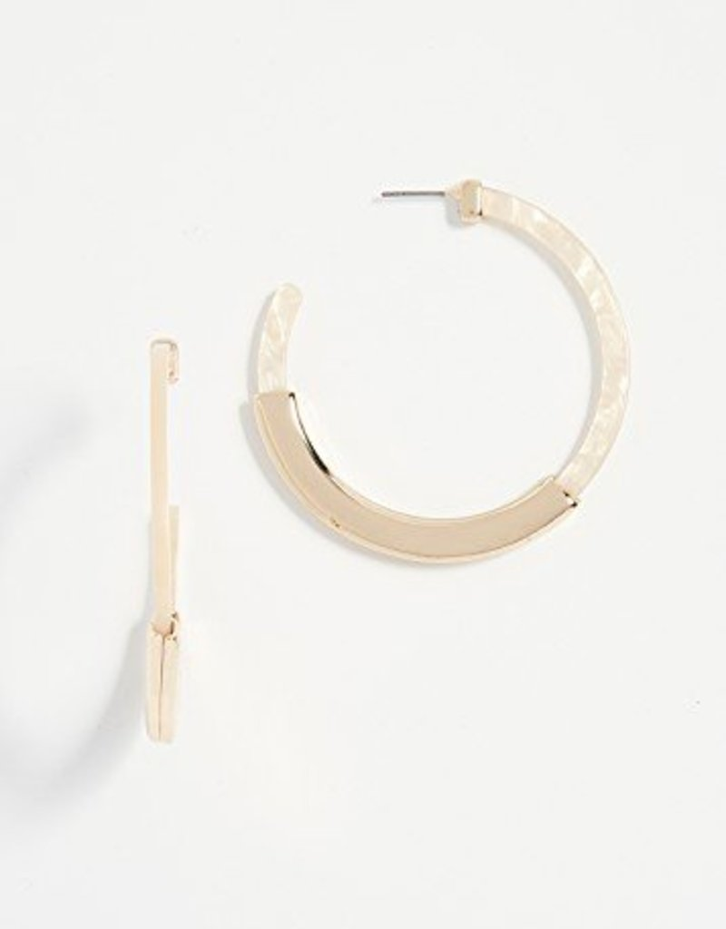 Tassiana Hoop Earrings