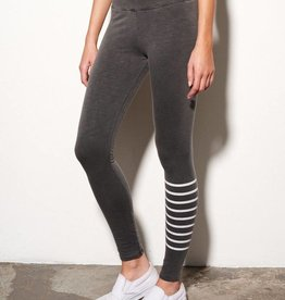 Thin Stripe Yoga Pant