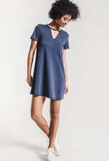 Front Cut Out T-shirt Dress ***See More Colors***