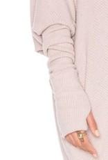 Grace Oversize V-Neck Sweater