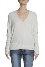 Grace Oversize  Sweater in Ash