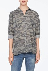 Beach Lunch Lounge Caroline Button Down