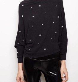 Jenny Pearls Sweater