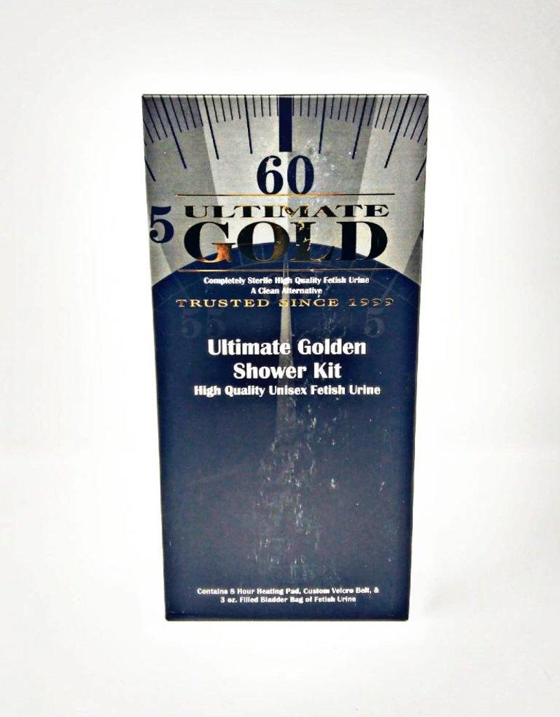 Ultimate Gold Golden Shower Kit - Hipster Vibes, LLC