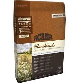 Acana Nourriture Acana Chien Ranchlands, Série Régionals