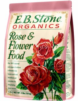 Rose & Flower Food 4lb Bag