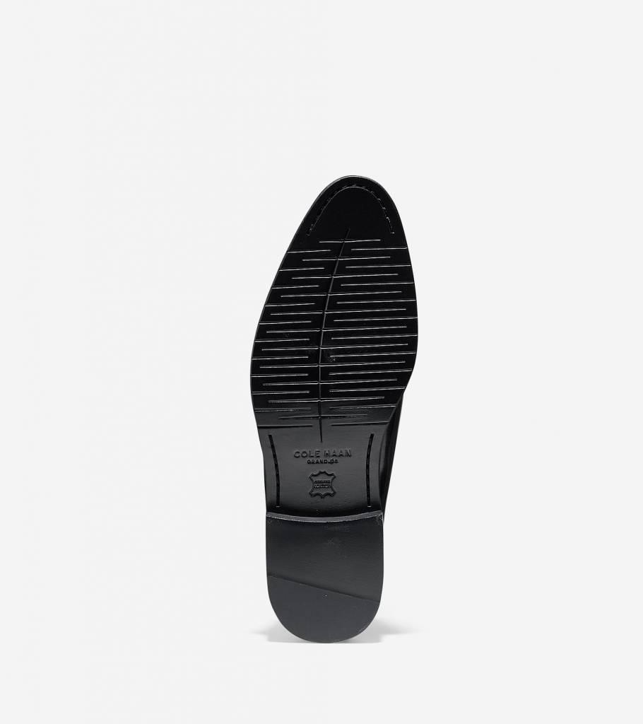 Cole Haan Cole Haan Washington Grand Wholecut Oxford Black Dress Shoe