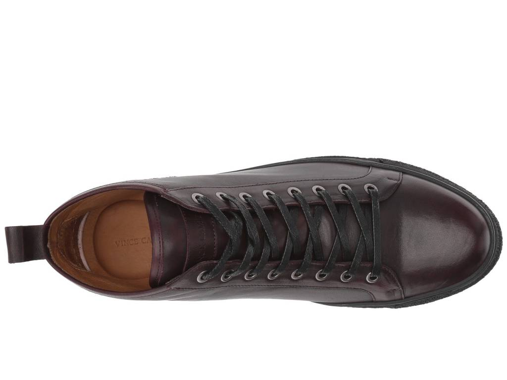 Vince Camuto Vince Camuto Westan Burgundy Casual Shoe