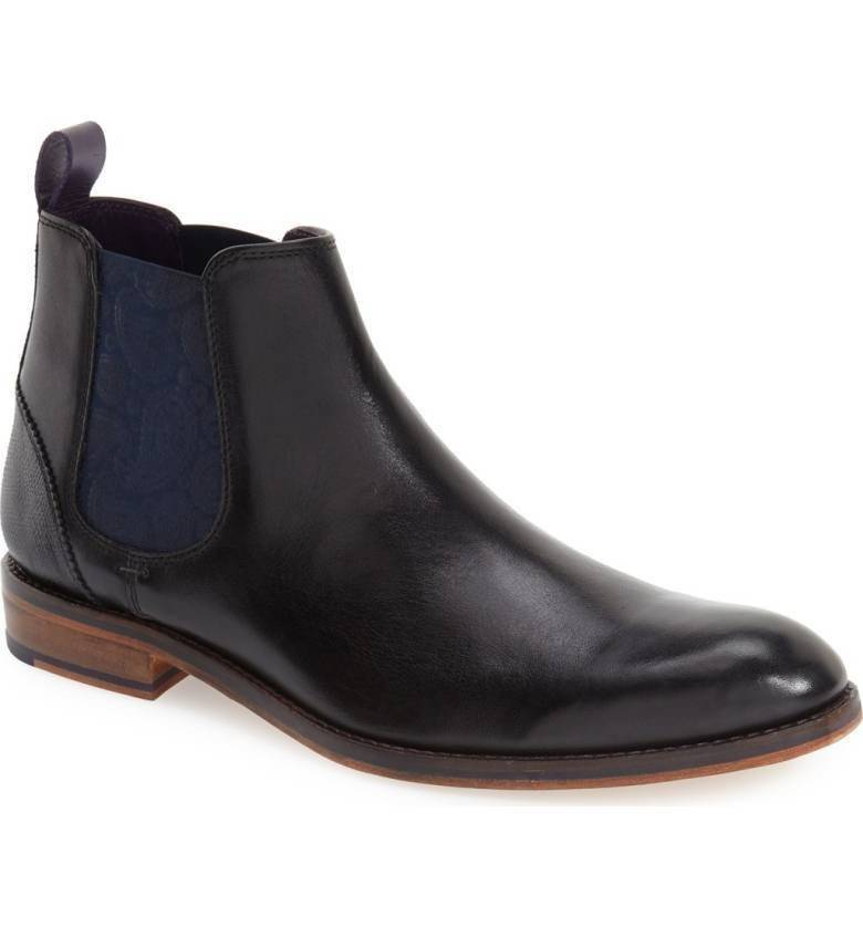 Ted Baker Ted Baker Camroon Black Boot