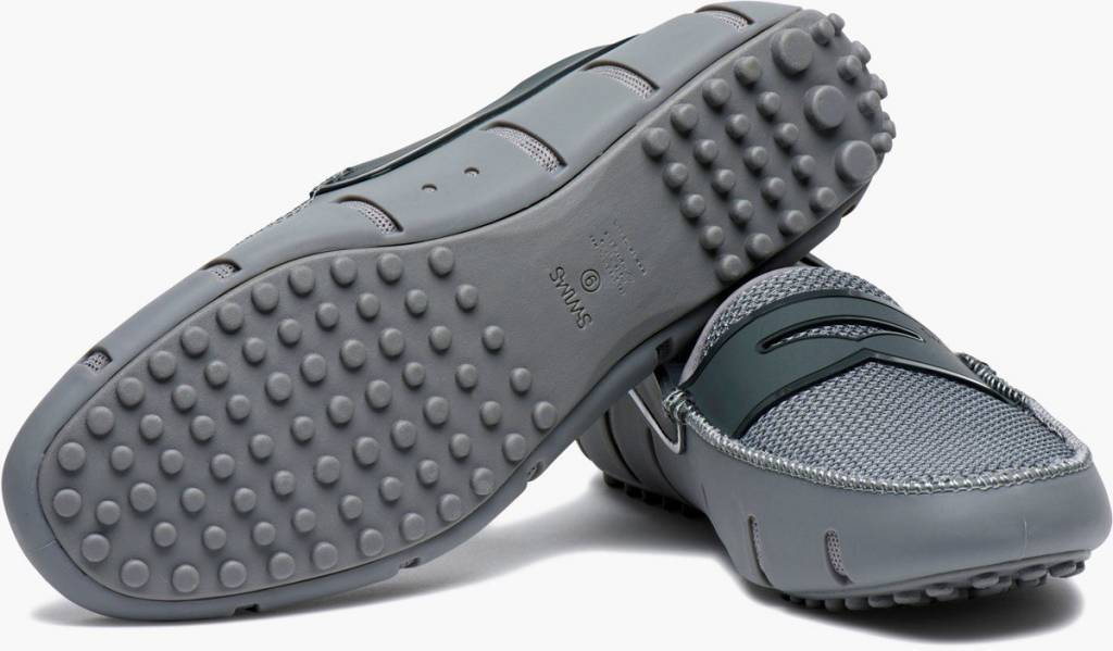 Swims Swims Penny Grey Shine DT Loafer
