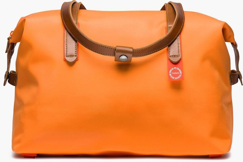 Swims Swims Orange  Hour Holdall