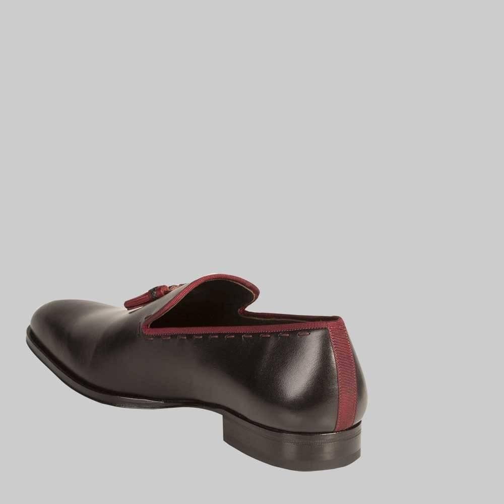 Mezlan Mezlan Plymouth Black Loafer