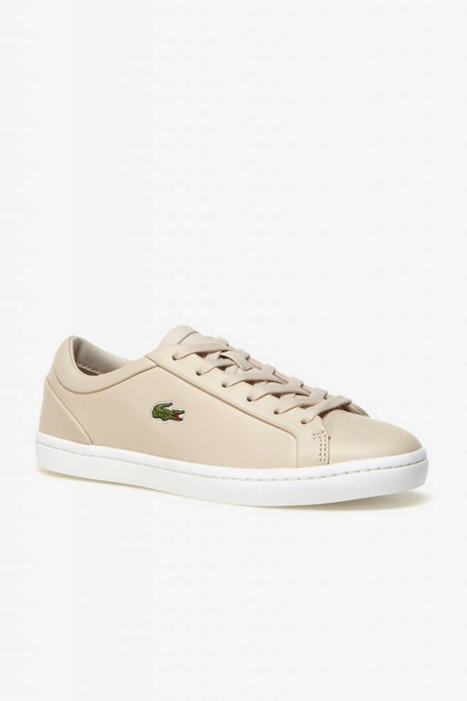 Lacoste Lacoste Straight Set Pink Casual Shoe