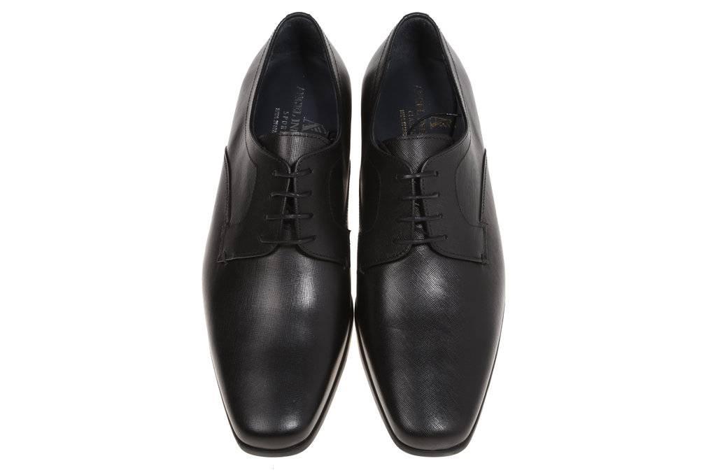 Angel Infantes Angel Infantes Black Dress Shoe