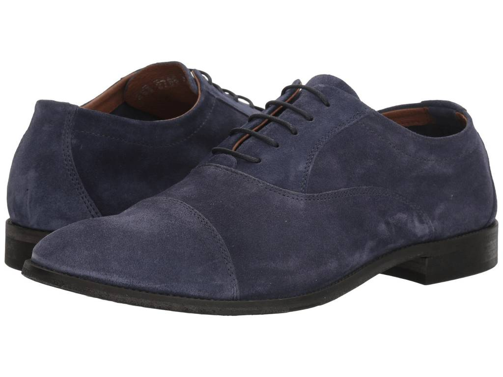 Bacco Bucci Bacco Bucci Nardi Blue Dress Shoe