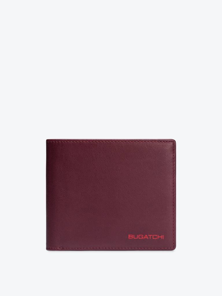 Bugatchi Bugatchi Maroon Wallet
