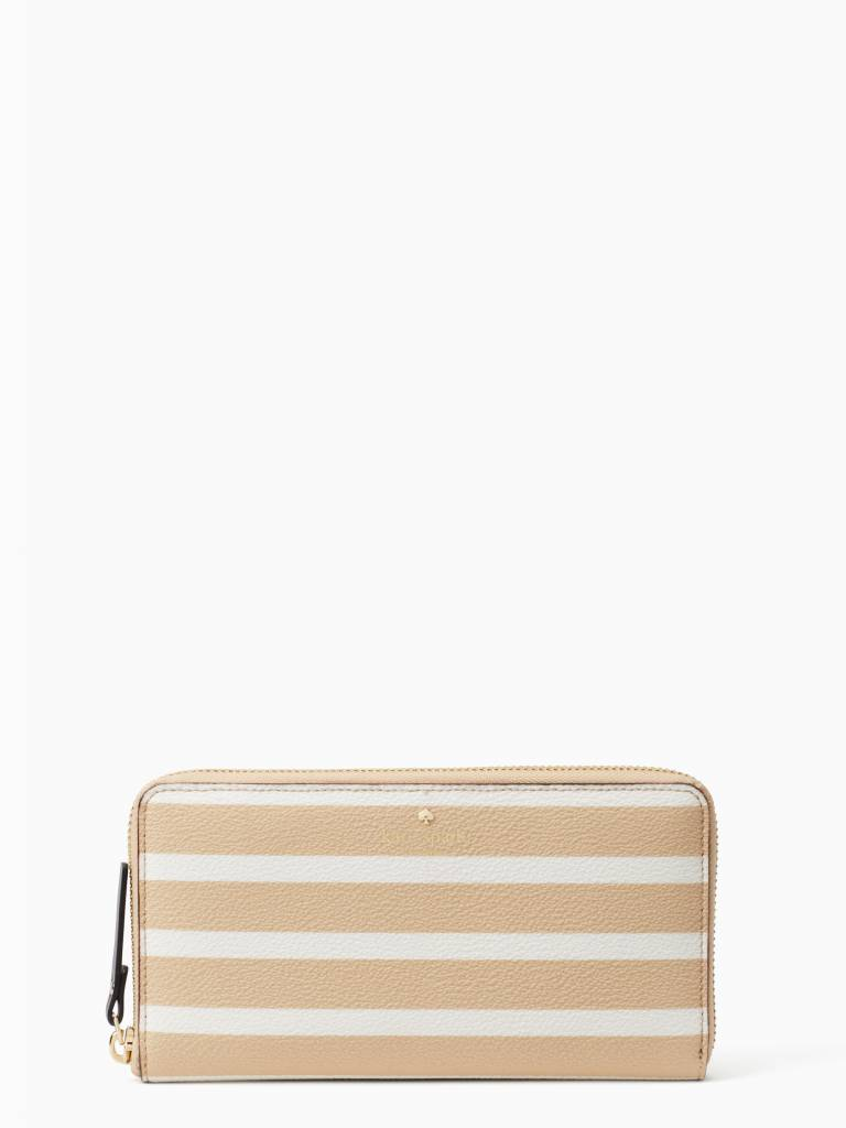 Kate Spade Kate Spade Hyde Lane Stripe Beige Michele