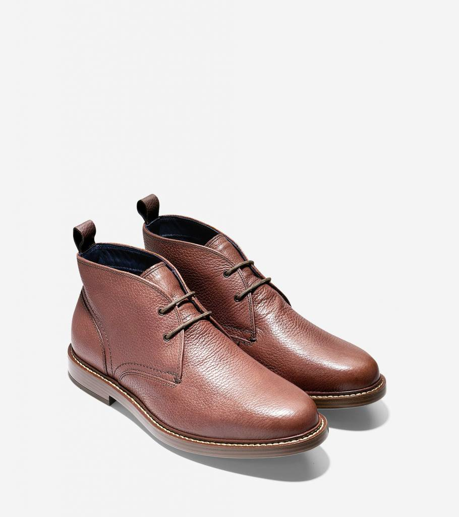 Cole Haan Cole Haan Adams Grand Mahogany Boot