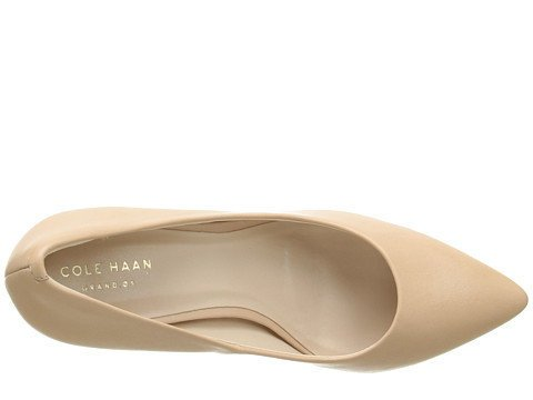 Cole Haan Cole Haan Amelia Grand Nude 85mm Pump