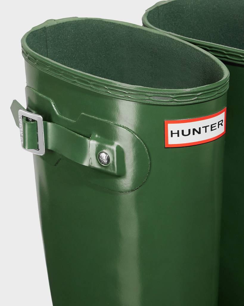 Hunter Hunter Original Tour Hunter Green Boot