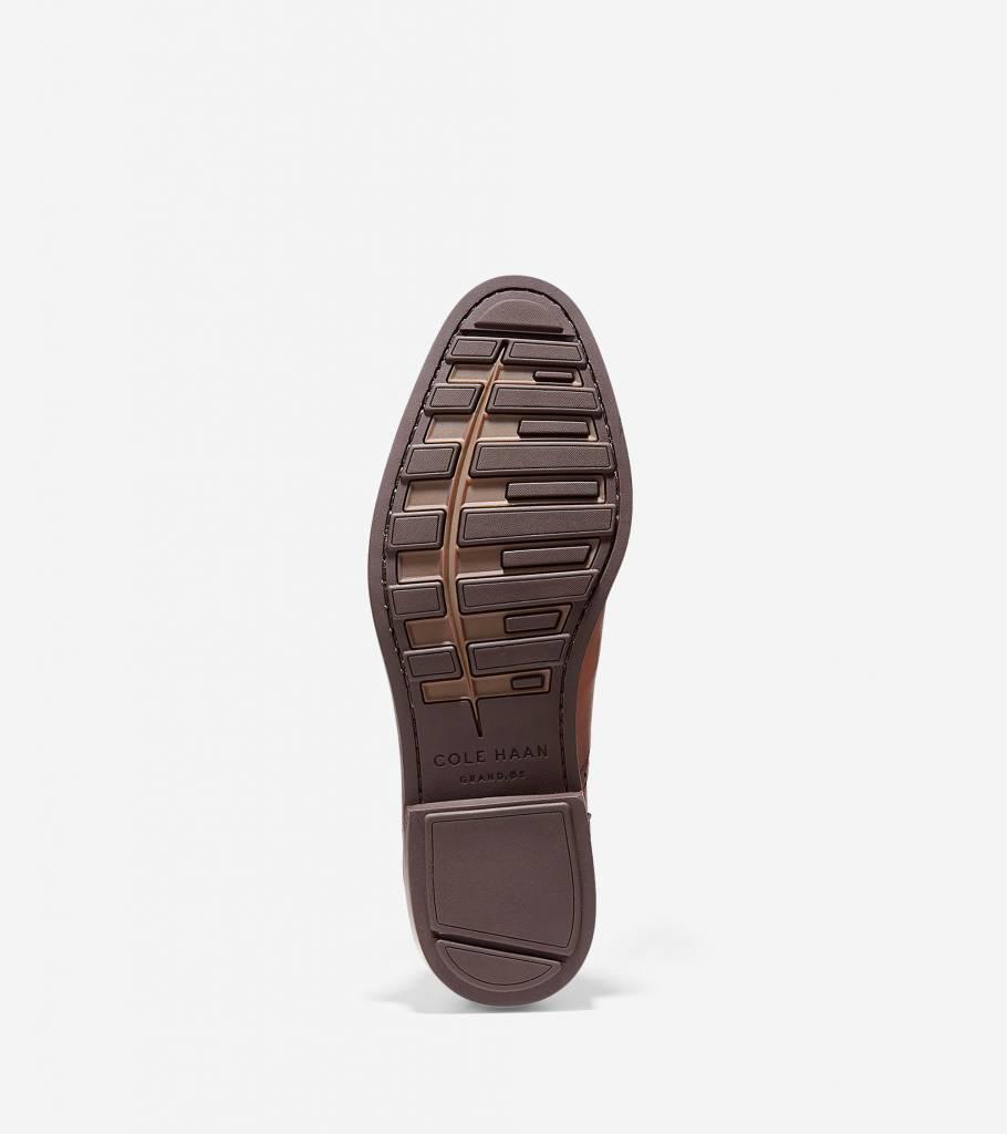 Cole Haan Cole Haan Hamilton Grand Tan Dress Shoe