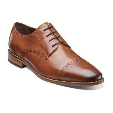 Florsheim Florsheim Castellano CPOX Saddle Tan Dress Shoe