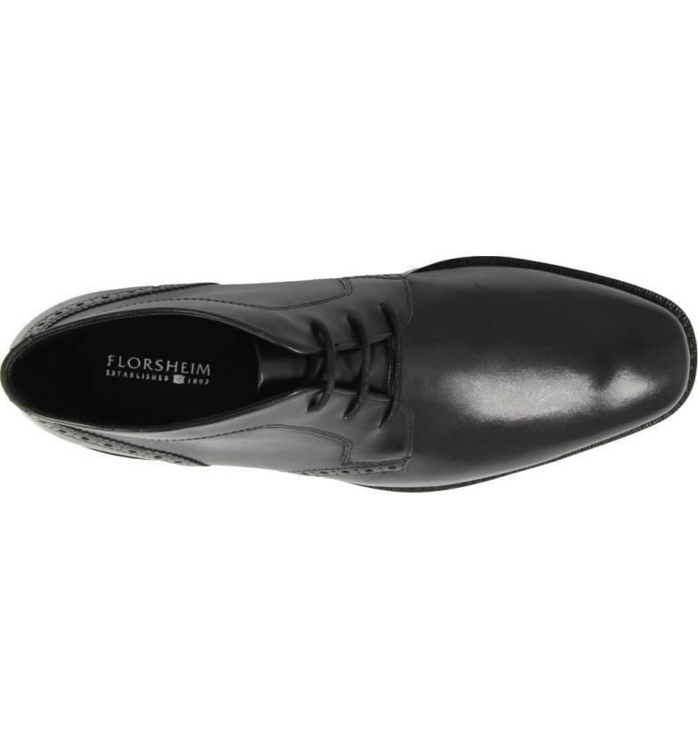 Florsheim Florsheim Castellano Chukka Black Boot