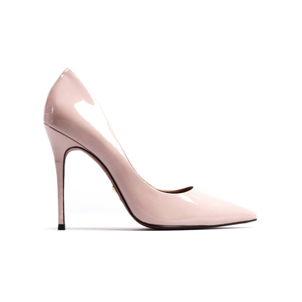 L'intervalle L'intervalle Teeva Light Pink Patent Pump