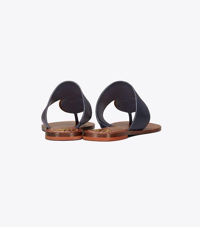 Tory Burch Tory Burch Patos Disk Perfect Navy Sandal