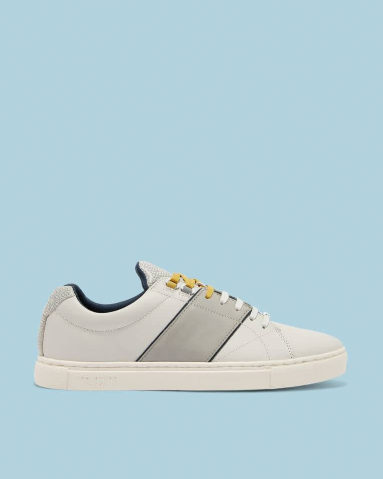 Ted Baker Ted Baker Quana White Casual Shoe