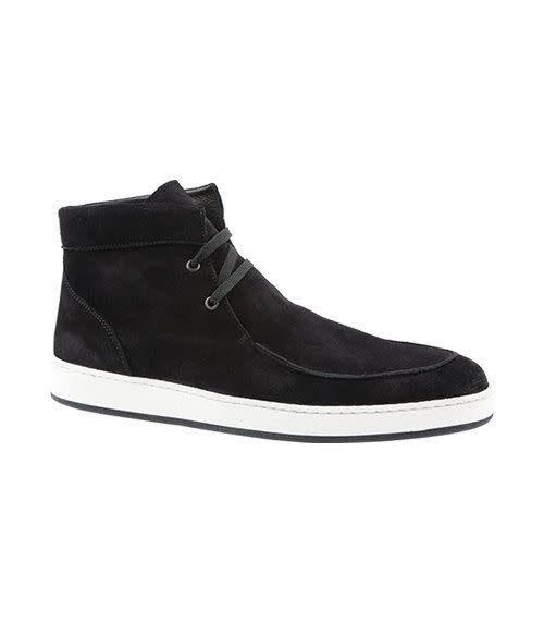 Bugatchi Bugatchi Portofino Black Casual Shoe