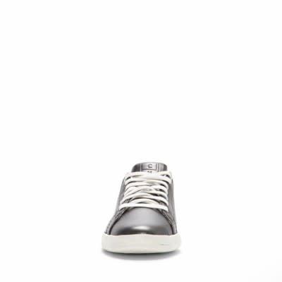 Cole Haan Cole Haan Grandpro Tennis Metallic Gunmetal Casual Shoe