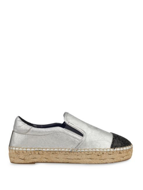 Kendall + Kylie Kendall + Kylie Joss Silver Casual Shoe