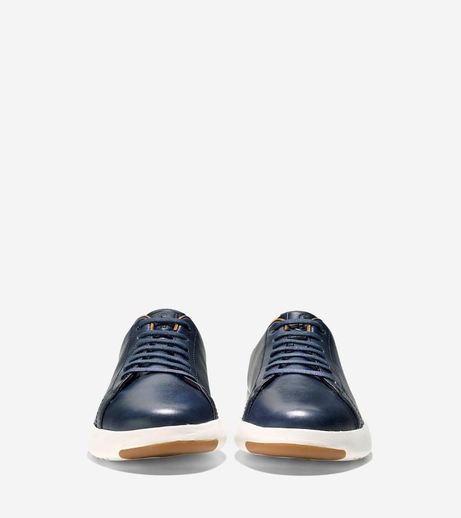 Cole Haan Cole Haan GrandPro Tennis Blazer Blue Handstain Casual Shoe
