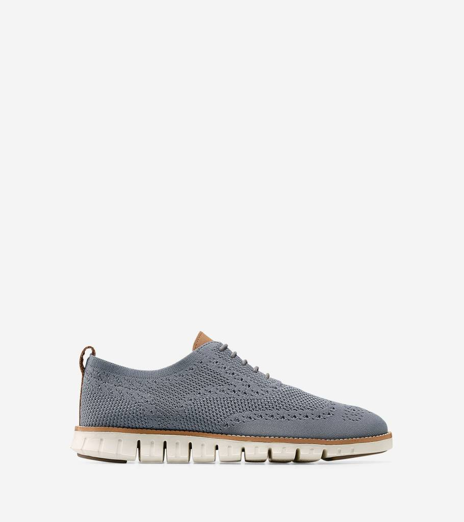 Cole Haan Cole Haan Zerogrand Stitchlite Oxford Ironstone Ivory Casual Shoe