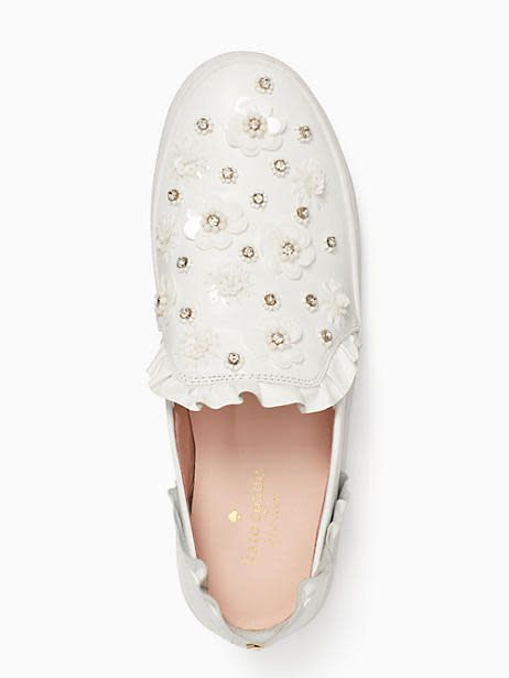 Kate Spade Kate Spade Louise White Casual Shoe