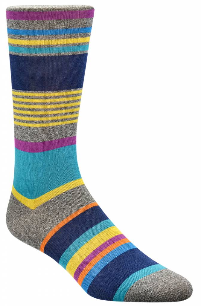 Bugatchi Bugatchi Platinum Sock