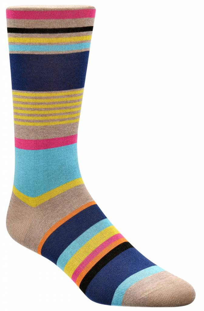 Bugatchi Bugatchi Sand Sock
