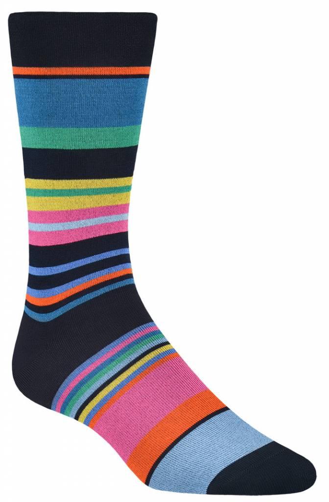 Bugatchi Bugatchi Midnight Sock