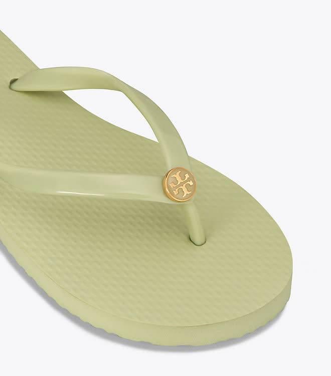 Tory Burch Tory Burch Thin Flip Flop Garden Sage Sandal