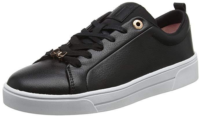 Ted Baker Ted Baker Gielli Black Casual Shoe