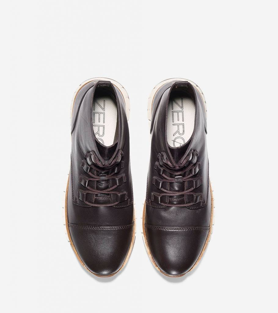 Cole Haan Cole Haan ZeroGrand Cap Toe Java Boot