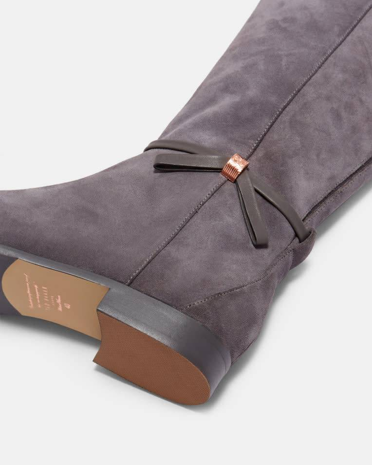 Ted Baker Ted Baker Lykla Grey Boot